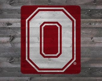 Ohio State Stencil Etsy