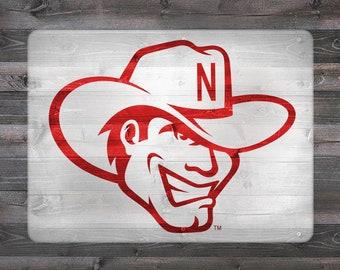 Nebraska Stencil Etsy