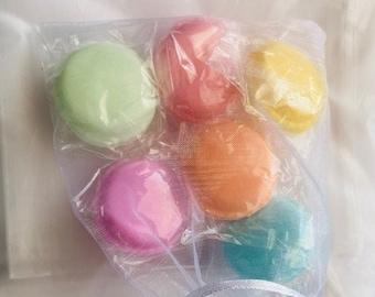 Macarons mini #tiny #macaron 6 colors bag