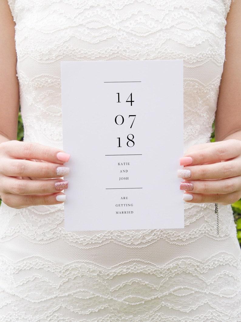 Elegant Wedding Invitation Template Classy Invite Printable Instant Download Blue Editable