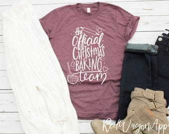 inktastic Christmas Tis The Season for Baking Toddler T-Shirt