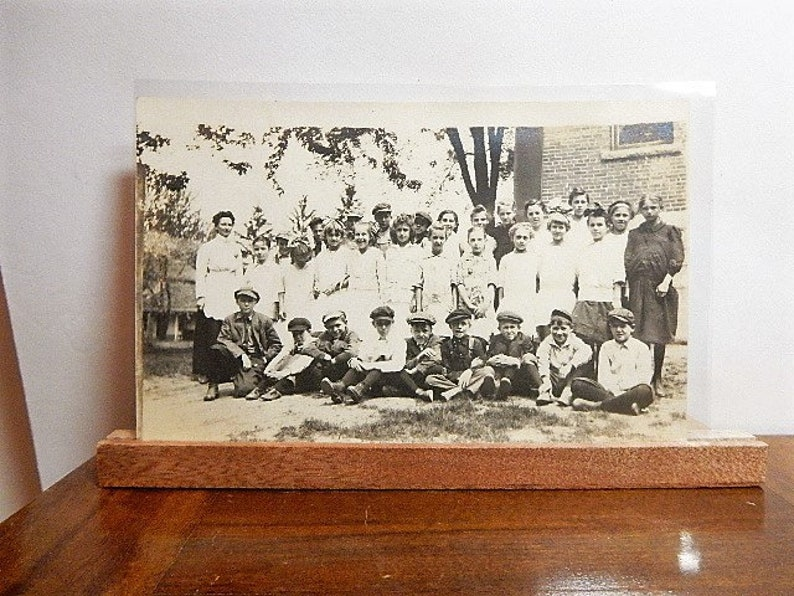 RPPC of Classroom Photo at Maple Plain Minnesota 1900/'s Number 5