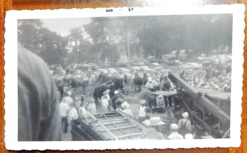 Field Work. Steam Tractors Ag Show 10 Amateur Agriculture Farm Photos