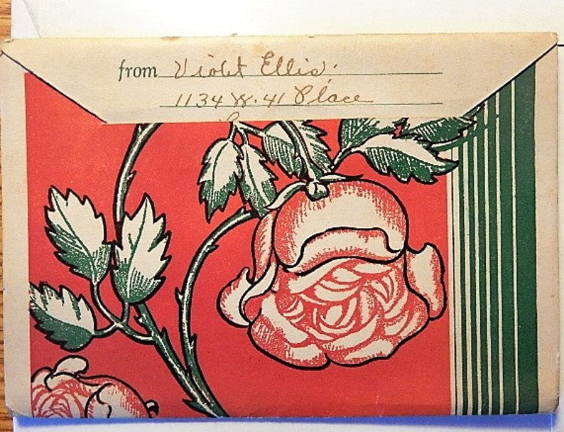 Souvenir Booklet of Floats. Vintage 1936 Pasadena Tournament of the Roses
