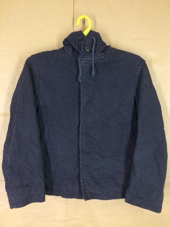 Vintage 45rpm Buttom Jacket Hoodie