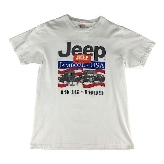Vintage 1990s Jeep Jamboree Tshirt