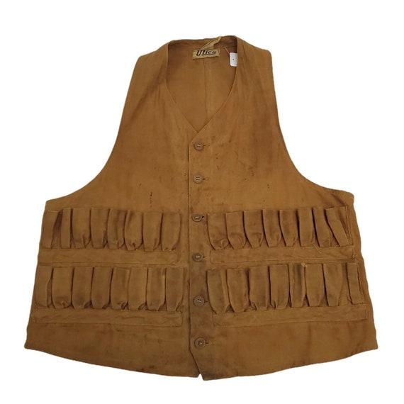 Vintage Made in USA 1910/20s Utica Duxbak Hunting