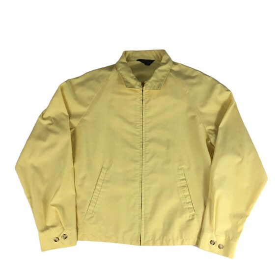 Vintage 1960s Towncraft Harrington Jacket Made in