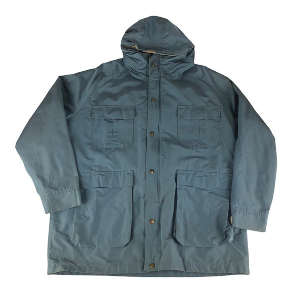 Vintage 1980s Woolrich 60/40 Parka Made in USA