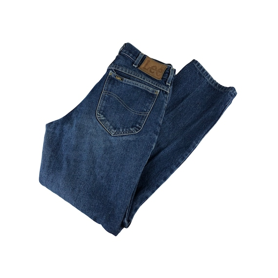 Vintage 1980s Lee Jeans Union Made in USA