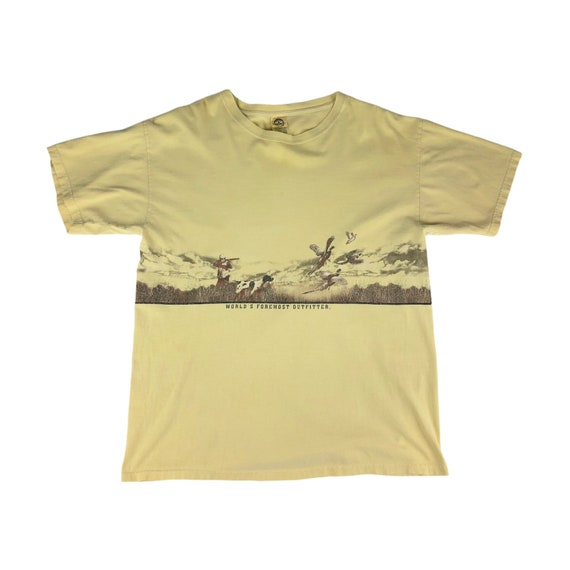Vintage Foremost Outfitters Hunting Tshirt