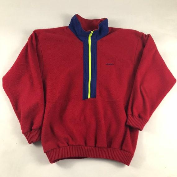 Vintage 1990s Algonquin Fleece Pullover