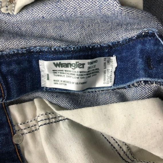 Vintage 1990s Wrangler Jeans - image 5