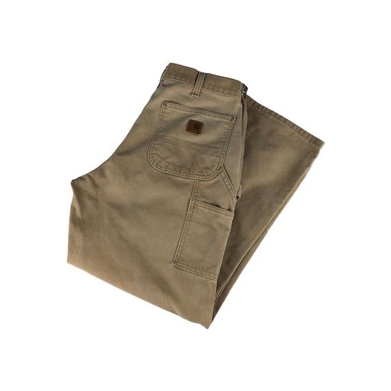 Vintage Carhartt Dungaree Work Pants