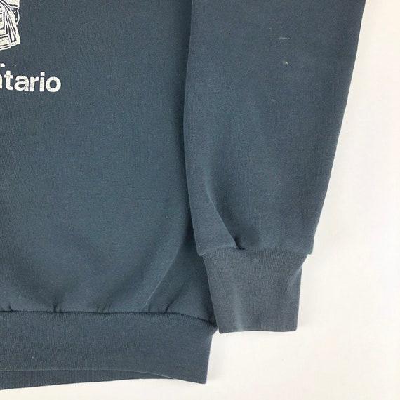 1990s Beefeater Arms Barrie Ontario Raglan Sweats… - image 2