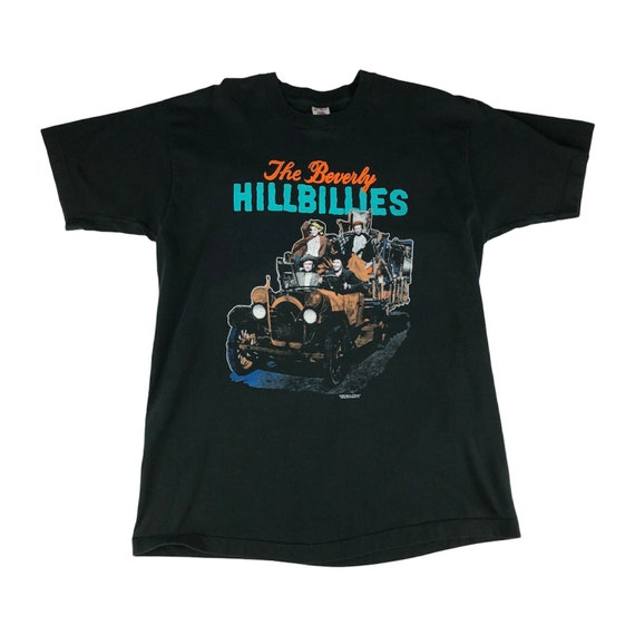 Vintage 1990s The Beverly Hillbillies Tshirt Made