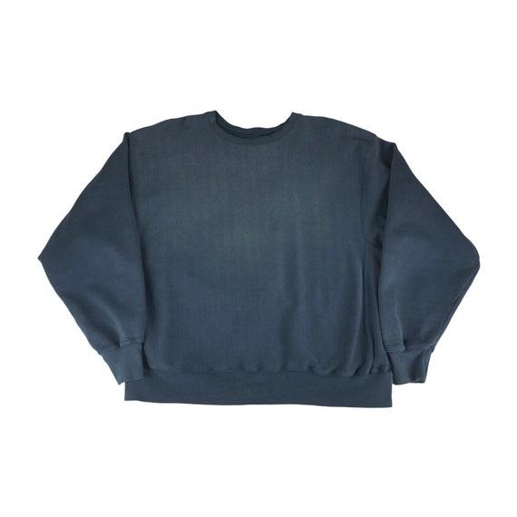 Vintage Faded Champion Reverse Weave Sweatshirt