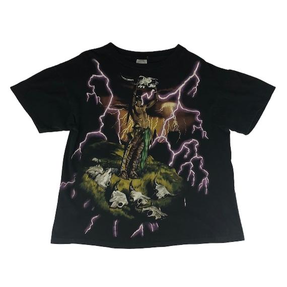 Vintage 1990s American Thunder Tshirt