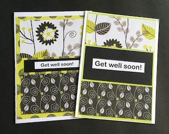 Get Well Soon blank inside