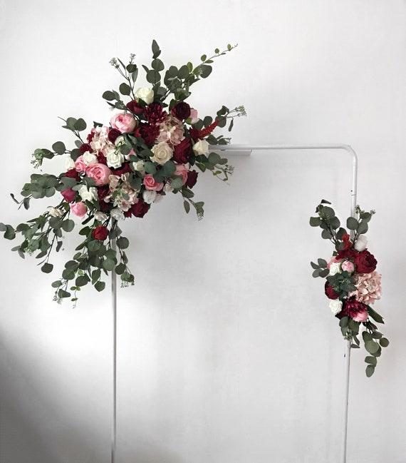 Eukalyptus Girlande Bogen Blumen Hochzeit Bogen Etsy
