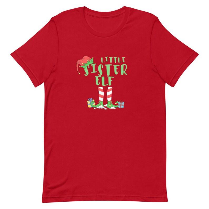 ELF FAMILY SHIRTS Adult Elf Family Pajamas Elf Christmas ...