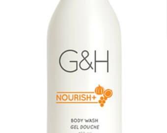G&H Body Wash+™ - body wash - body wash sensitive skin - body wash towel - dual body wash - body wash for women pack - exfoliating body wash
