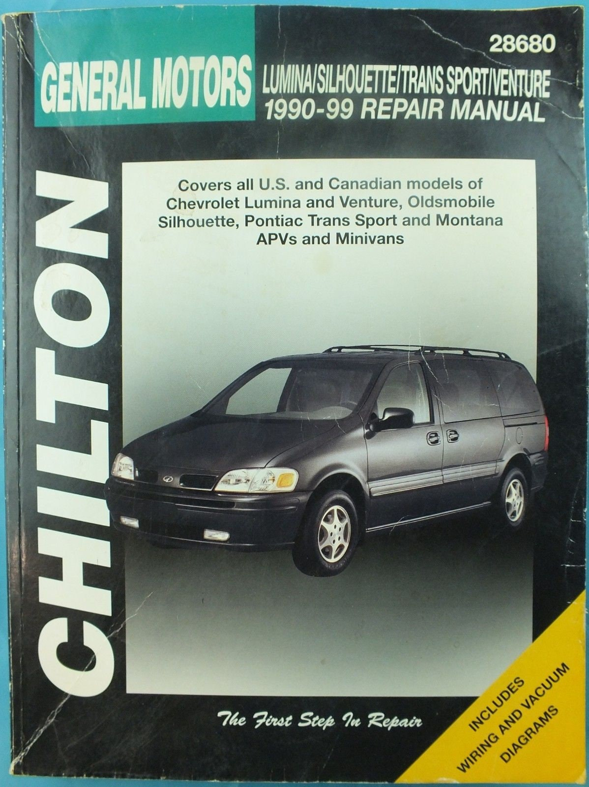 Chilton Gm Lumina Silhouette Trans Sport Venture 1990 1999 Oldsmobile Wiring Diagram Zoom