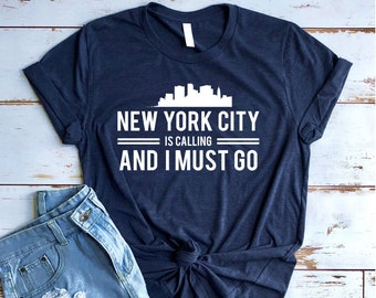 New York City Shirt Lover Gifts Skyline Gift