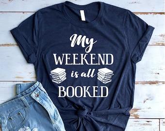Book Lover Shirt, Book Lover Gifts, Reading Shirt, English Teacher Gift, Bookworm Shirt, Book Club, Funny Shirt, Reader, Book Nerd, Gift