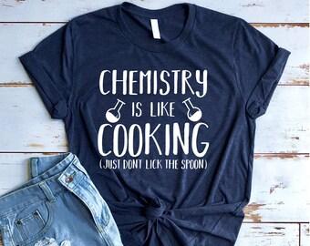 Chemist Joke Definition Mens T-Shirt Gift Chemistry Science Teacher Scientist