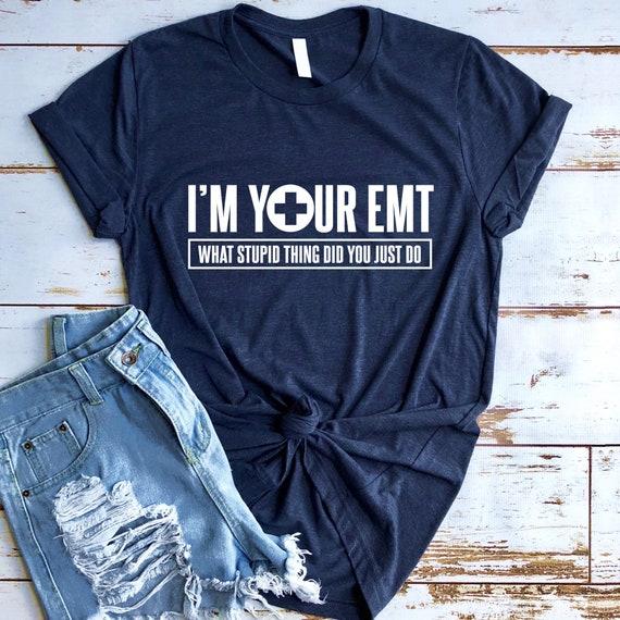 Shirt Transfer Ready To Press Sick Crafting Supply Mug Paramedic Faith over Fear Sublimation Transfer 911 Emergency Medical