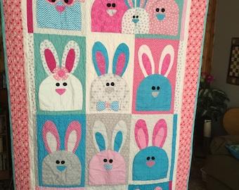 Honey Bunny Quilt