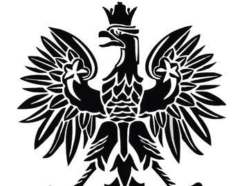Zbojnik Male Polish Highlander Decal Sticker Polska Poland Podhale Zakopane