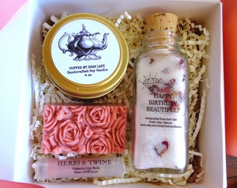 Birthday Gift For Her Women Gifts Mom From Daughter Happy Box