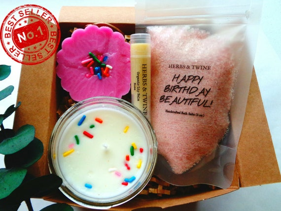 Birthday Gift Basket Gifts For Her Spa