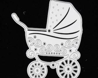 Kinderwagen Zeichnen Etsy