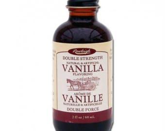 Rawleigh Double Strength Vanilla