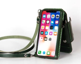 coque iphone 7 bandouliere