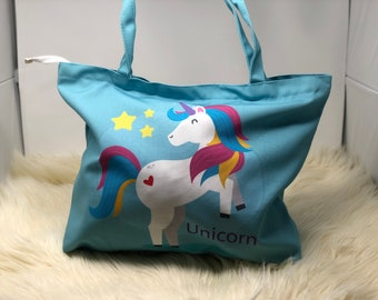 Unicorn Tote Bag