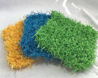 Eco-Friendly Scrubbies