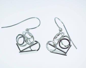 Olympic circles Earrings