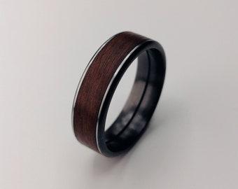 Rosenholz ring | Etsy