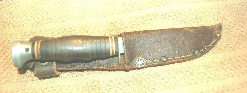 Vintage Original KaBar Knife 4