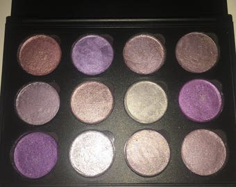 Magnetic Eyeshadow Palette 12 Colours