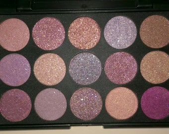 Pressed Eyeshadow Palette 15 Colours