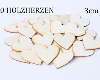 Deko Holzherz Etsy