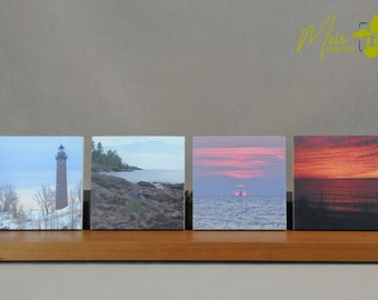 Waterscape Drink Coasters