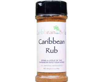 Caribbean Rub
