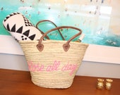 Straw Bag Fashion Bag Bea...