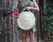 Circle Straw Bag Fashion ...